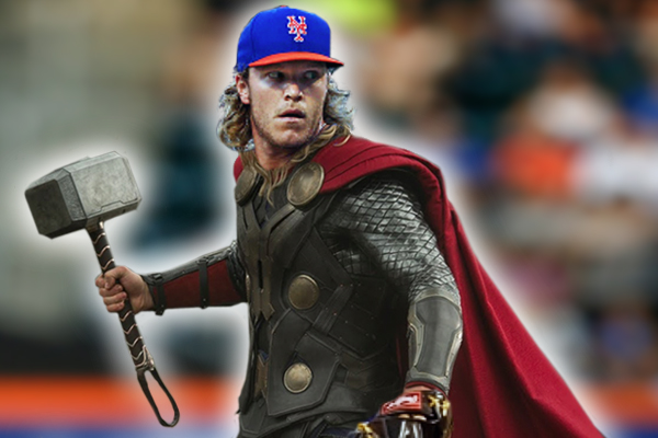 Thor, Zeus, Silver Surfer, whatever... just keep 'im in the rotation cancha